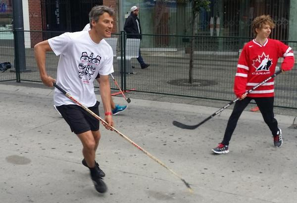 What a duo; @MayorGregor and Kevin Reynolds of @SkateCanada! http://t.co/MToPfmP3g8