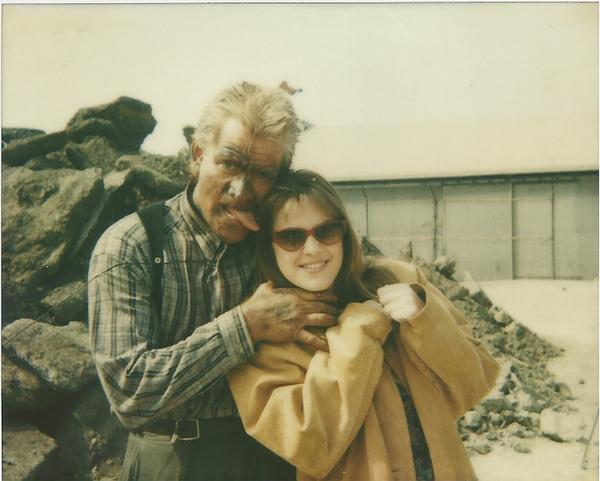 Deep down he really loves me. #JackDeth #Trancers @fullmoonhorror @RealCharlesBand http://t.co/KEacyWRHrL