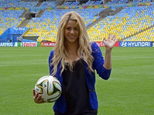 A true global artist #MTVHottest Shakira http://t.co/9S2jJDwqNR