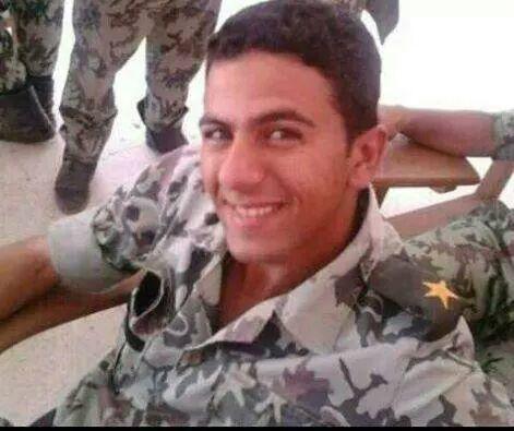 """""""@egy_ale: الملازم أول محمد إمام أحد شهداء الحادث الإرهابى بالفرافرة  http://t.co/fsfhQ3zjKs الله يرحمك ويغفرلك استشهدت راجل الله يرحمك"""""""