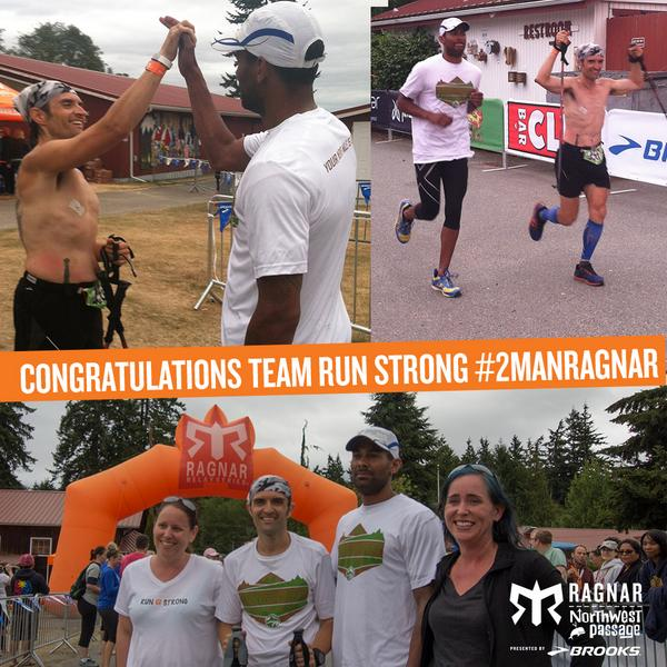Congrats to team RunStrong #2ManRagnar! They are only the 2nd team to ever accomplish that feat.#inspired #ragnarnwp http://t.co/zs2E4uP4Yk