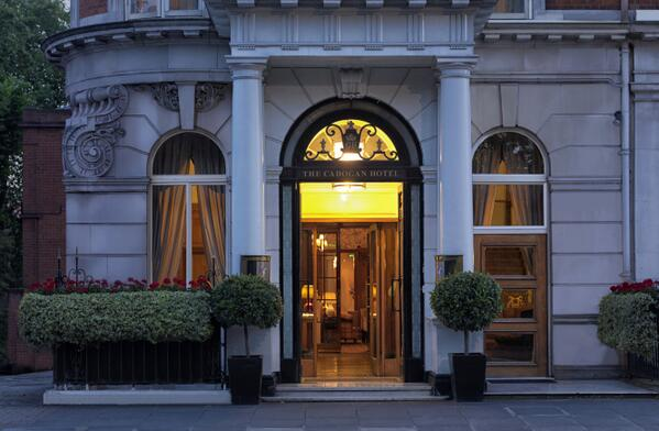 Just announced - Belmond to manage the Cadogan Hotel in #London http://t.co/OJupLM8Qtw #DiscoverBelmond http://t.co/1EOuGqwxoA