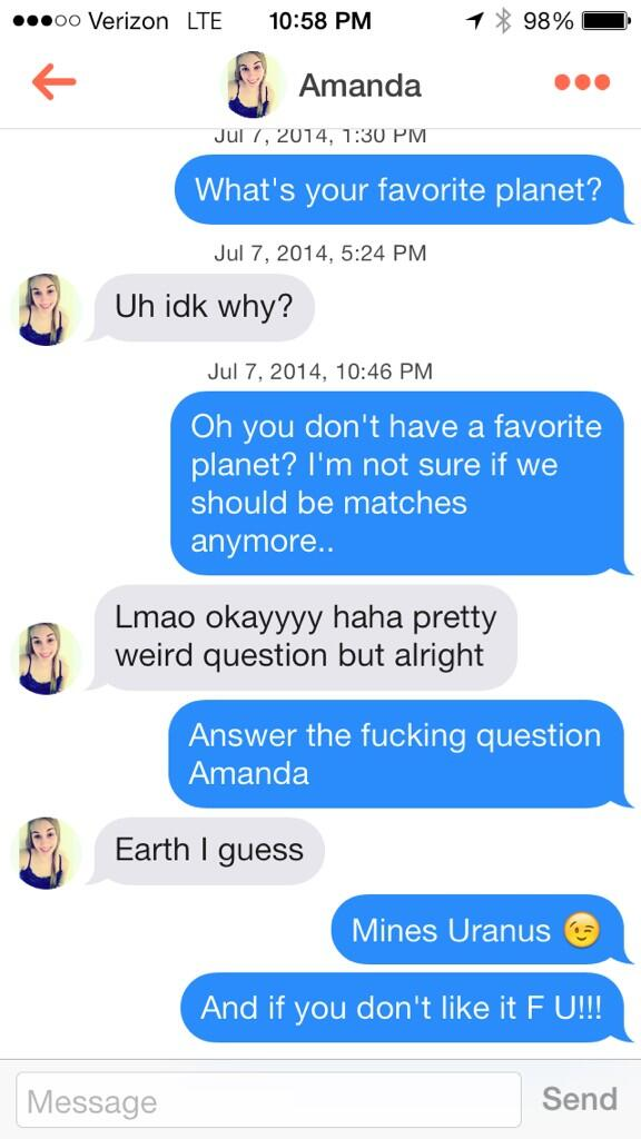 Dating seriously on tinder