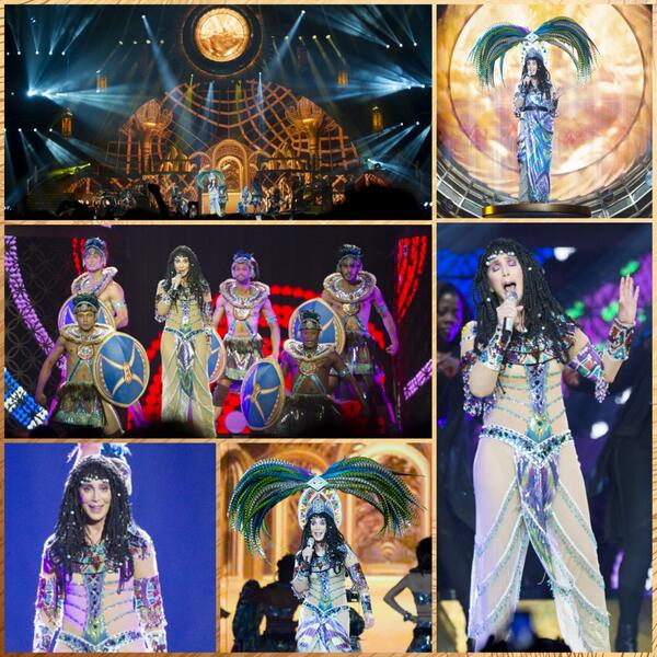 We were absolutely blown away tonight by the amazingly talented @Cher! #d2ktour #cher #icon http://t.co/XQVP13qAsN