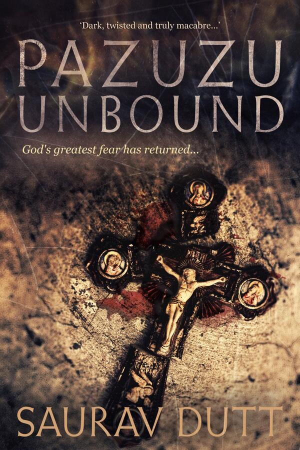 Hell Has Found a New Home with Saurav Dutt's 'Pazazu Unbound' --> http://t.co/vpHpTPII4F #PazazuUnbound @sd_saurav http://t.co/t3WbsOl5PK