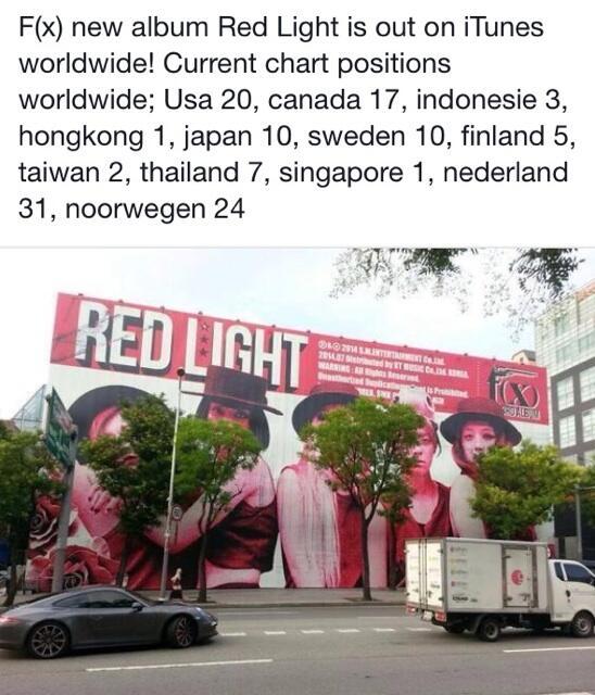 F(x) @iTunes #RedLight #Dracula #KpopWorldwide http://t.co/FCTgv1OOiS