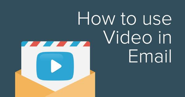 Video in Email? Here is What You Need to Know http://t.co/R8dgVCiE9p http://t.co/aheUwNTJDU