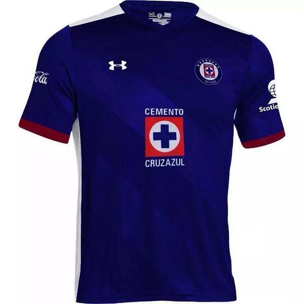 Posible jersey del #CruzAzul . http://t.co/LNf0op7u5h