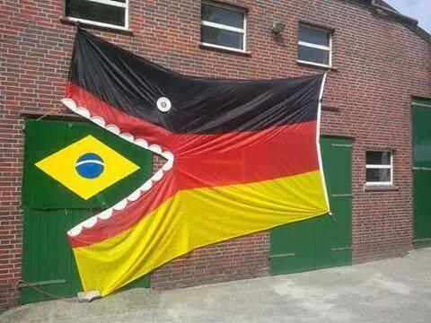 So, about tonight... ;) #GER vs #BRA #WM2014 http://t.co/S3rMeAkF5w