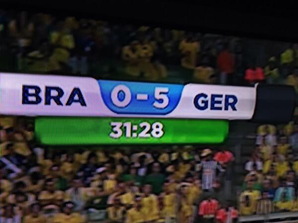 Ein Bild für die Ewigleit! #GERBRA #WorldCup http://t.co/MWqLihmkv5