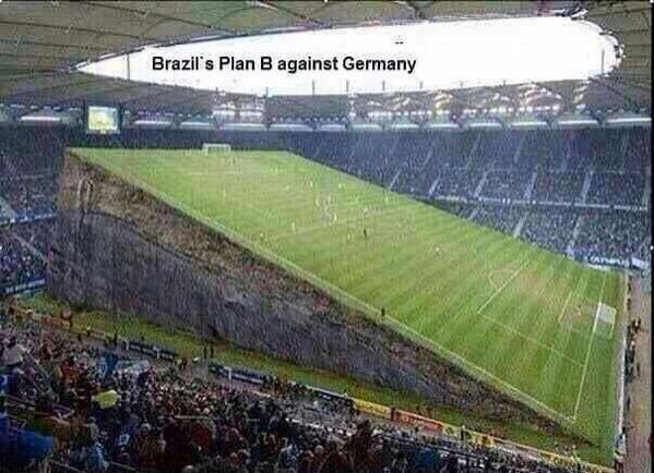 Plan B van Brazilië! #brager #bradui #WK2014 #WorldCup2014 http://t.co/aDV7ha5Mek