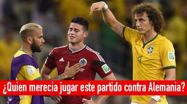 CIERTOOOOOOOO TRUE!!!  #Brasil2014: #BRA 0-5 #GER http://t.co/JvlLEDT8gs http://t.co/2LX9iQSUDf