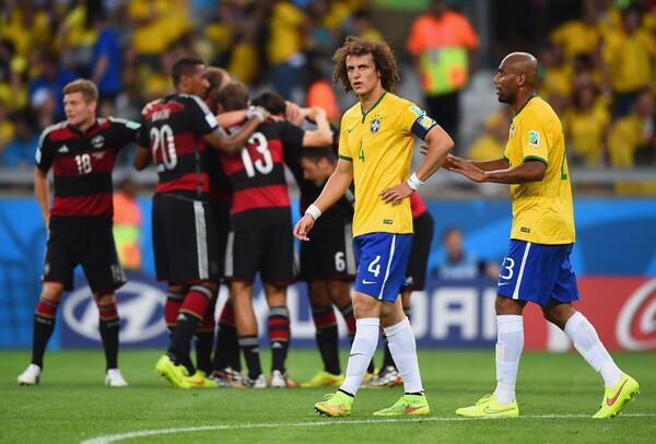 """The whistle has blown, putting Brazil out of its misery..."" - ESPN commentator   Top Tweets: http://t.co/XWU4bENrtG http://t.co/bJH6m5UKHu"