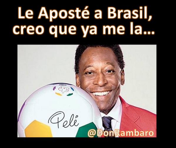 Compadre @brozoxmiswebs #YoLeApostéaBrasil   se me hace que.... http://t.co/XnuA9EVnHa