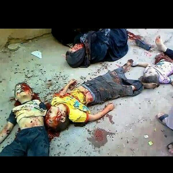 Hammas militants the media keeps telling us about. Ya Rab, please have mercy on the people of palestine.