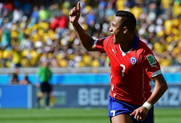 Alexis Sanchez 'accepts £150,000-a-week contract to join @Arsenal from @FCBarcelona' http://t.co/aZDXOWWs7Y http://t.co/aomEseMcIl