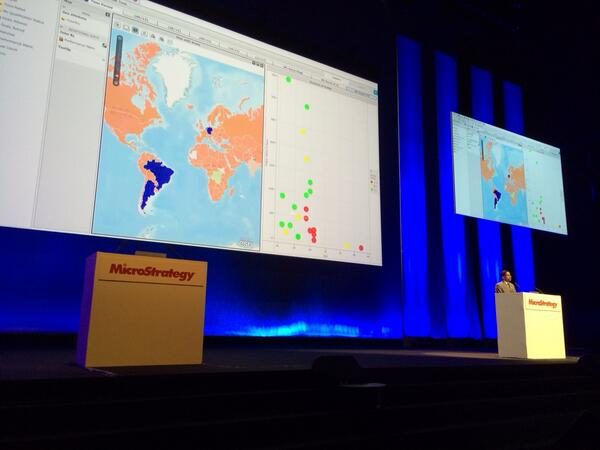 .@BG_Chandran Showing some amazing #visualization of #WorldCup data at #MSTRWorld #analytics #bi http://t.co/8W40ML3b77