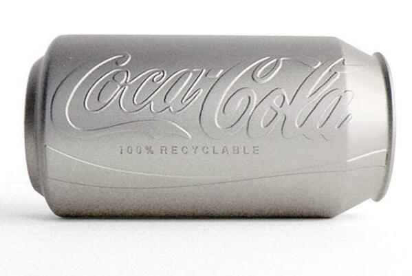 Can @Cocacola go green? RyanHarc have designed a 100% recyclable coke can with no toxic paint http://t.co/BXcQ02fscK http://t.co/vPitJ5ogKP
