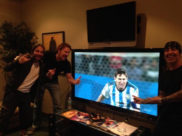 Gracias Argentina hicieron justicia para México!!! http://t.co/CbNxbRzmO6