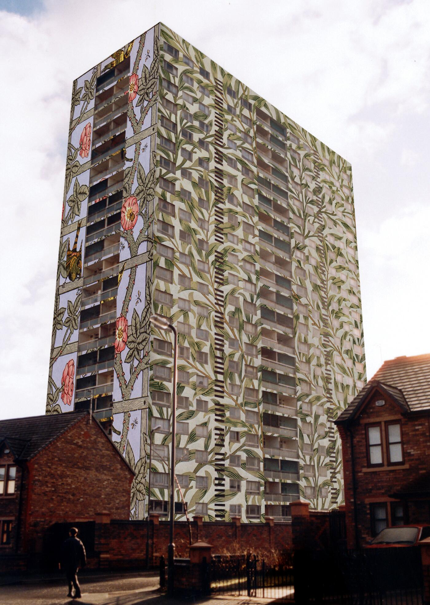 RT @ClareHoldstock: @modernistmag David Mabb's unrealised 'Transitional Monument' 2004, Linosa Close, Liverpool. http://t.co/vuqxgAT8Yo