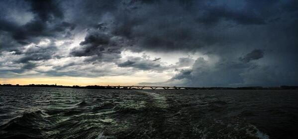 @capitalweather Just off Bell Haven Marina: http://t.co/WHqQb2OSGe
