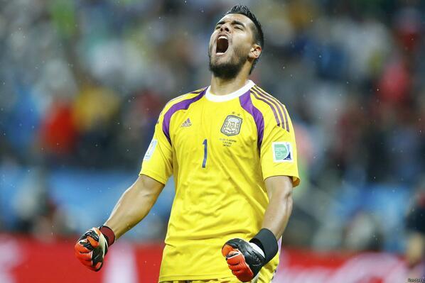 Romero le da a Argentina el pase a la final del Mundial en penales. ¿Conseguirá #ARG ganar a la todopoderosa #GER ? http://t.co/oaRbxLc6d5