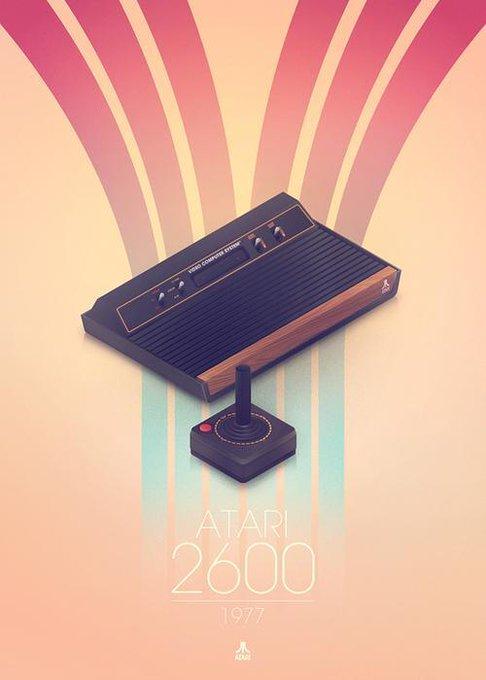 Atari - cover