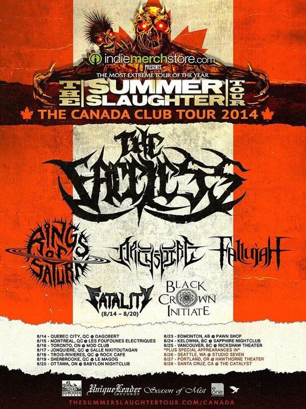 CANADA & NORTHWEST! http://t.co/3TzGFJ33AZ