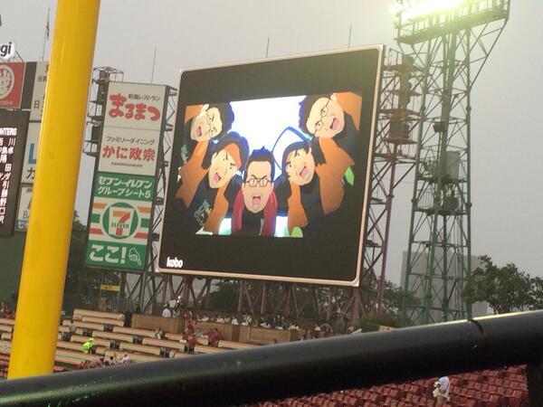 楽天イーグルスWUGナイター、コボスタKoboビジョンに流れるOP映像 #wug_jp http://t.co/vmuL3pwV4X