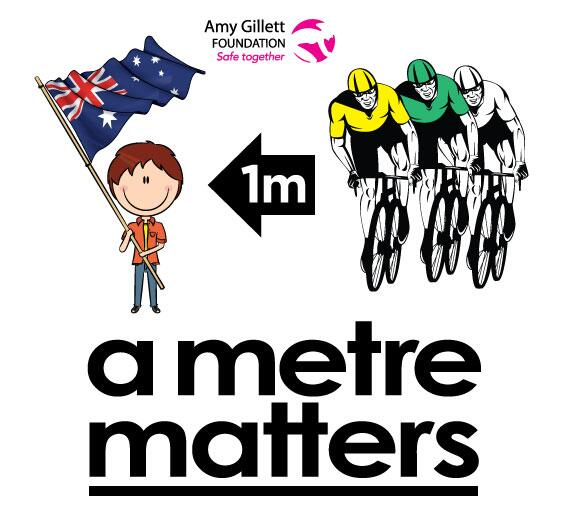 @ORICA_GreenEDGE a metre matters to keep everyone safe, whether it's the #SBSTdF or a local race http://t.co/vnAv2cUjzN