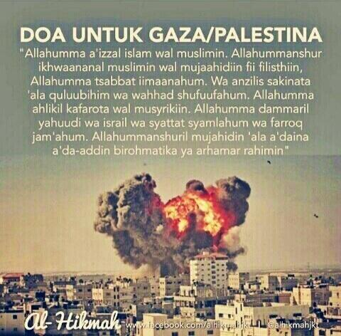 Pray for Gaza http://t.co/VFpqDFcypd