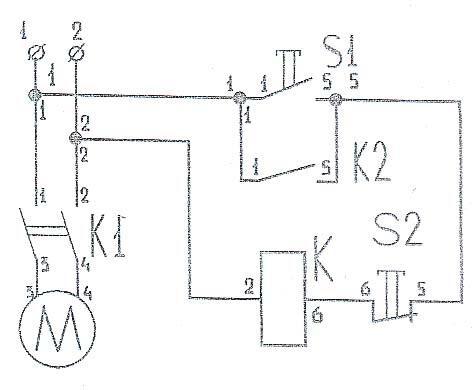 Как сделать монтажную схему из принципиальной