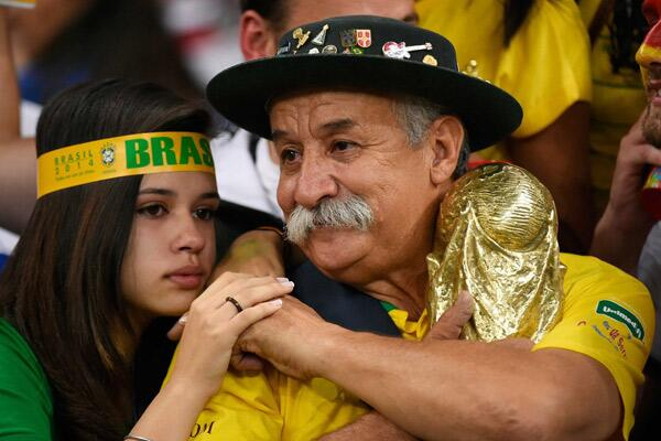 #SportslineKE: Brazil football chiefs should be in prison for the humiliating 7-1 #WorldCup defeat ~ Romario