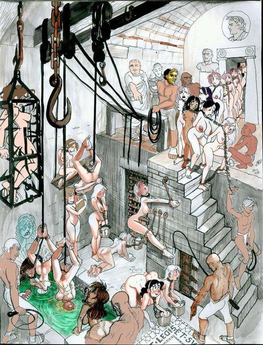 порно рим и рабы