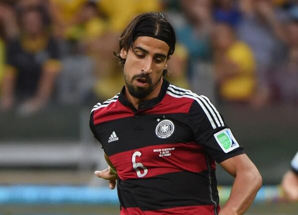 BREAKING: Sami Khedira rejects new Real Madrid contract and wants Arsenal move: http://t.co/3nzoz32N8p #afc http://t.co/kimJeMYW45