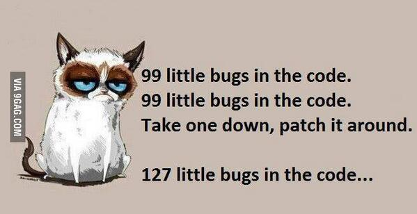 *&^% bugs http://t.co/me5RD5tctp