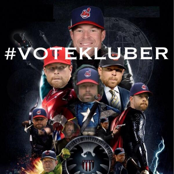 #VoteKluber so hard, you guys. http://t.co/ptzj4z99NW