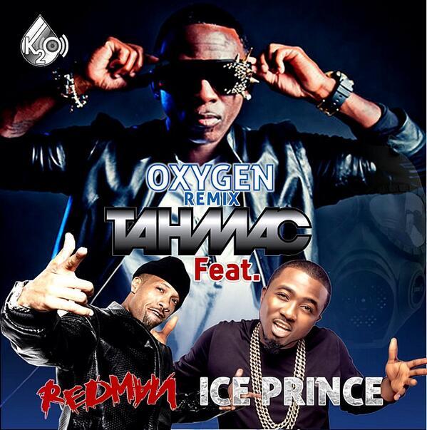 "@Mp3bullet ""Oxygen"" Africa Remix ft @therealredman and ya boy @Iceprincezamani https://t.co/SSA9EGKInX http://t.co/Hq3sDJtKoZ"