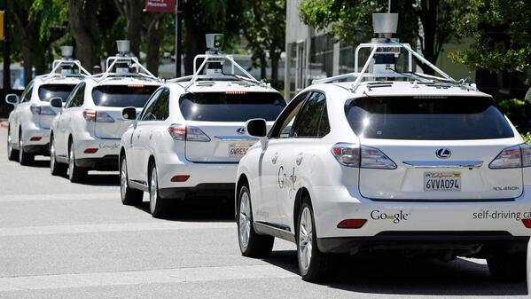 The Driverless Car Tipping Point Is Coming Soon http://t.co/vMY45wbenI via @mashable #NXP http://t.co/ZxRQXzzL1q