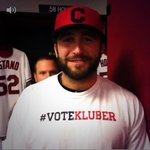 RT @THouse25: Not much time left, can yall help @VinnieP52 and I send Kluber too the All-star game? #VoteKluber #VoteKluber http://t.co/ahuuT521Tv