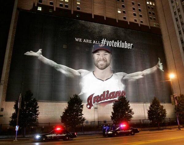 @JLEWFifty @JohnAxford @BauerOutage @THouse25 @castrovince @TJZuppe @ZackMeisel @ESPNCleveland #votekluber http://t.co/kRbfa7H2Hu