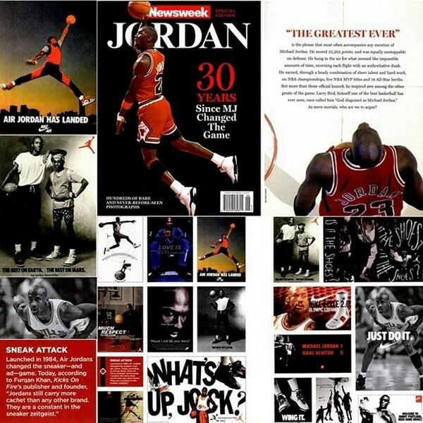 Our partner KicksOnFire had the chance to be part of Newsweek's special June/July Jordan issue. They're humbled t... http://t.co/E8mYPKAUng