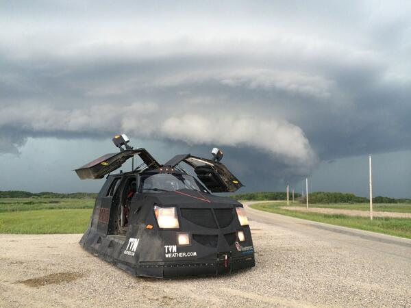 Nicole Karkic (@NicoleKarkic): So bad ass!  #sweetride RT @SeanSchoferTVN North of Fairlight, SK. about an hour ago. #skstorm http://t.co/vLpGpvZ9Xm