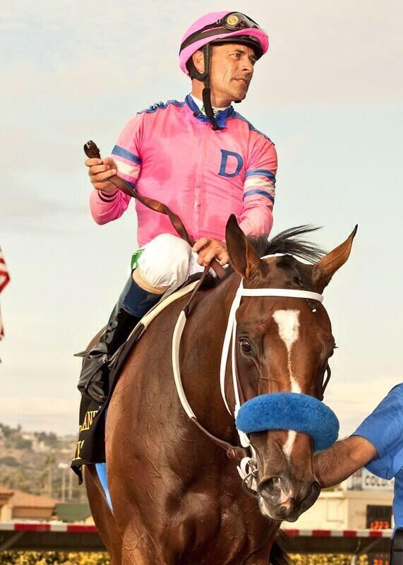 Retweet to wish Gary Stevens a speedy recovery from his upcoming knee surgery. See you back in the winner's circle! http://t.co/tWv3b3gP8i