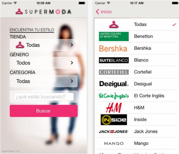 Las mejores apps de #moda para comprar en #rebajas! En mi post http://t.co/UsqkaE3df0 #FashionFridays16 http://t.co/P8tRnbmkUo
