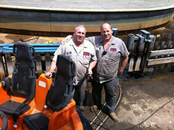 Hoping I'll see Geno and Brian from KENNYWOOD MEMORIES today. 26 years since we made @wqed's KENNYWOOD MEMORIES. http://t.co/GR70uNLgII