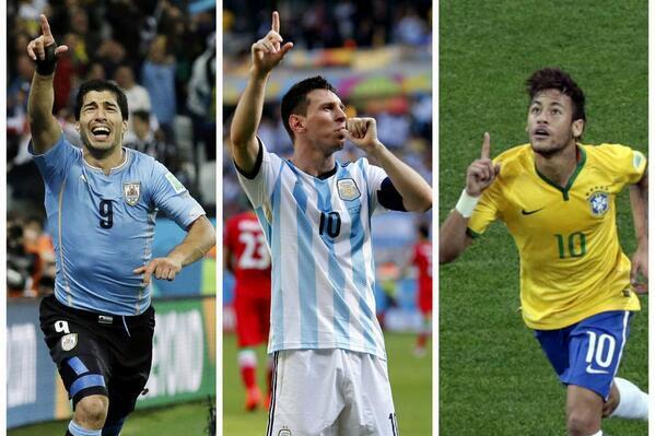 "Barcelona's front 3 next season: Suárez, Messi, Neymar.  #FCB http://t.co/PqUNxDjWZm"" who is going to stop them now... #SuarezFCB"