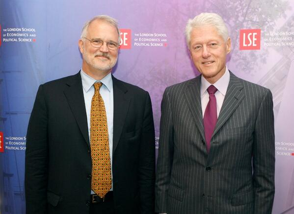 A Conversation with President @billclinton - listen to this event from 2 years ago today.