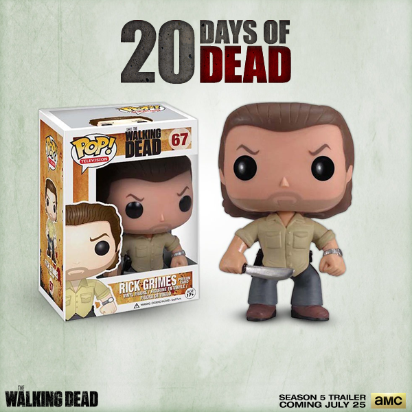 """@WalkingDead_AMC: RT 2 win a #20DaysofDead prize pack! For #TheWalkingDead merchandise, http://t.co/VwZJs9kRL0 http://t.co/3bSZiPw97N"""