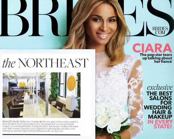 "We're so thrilled to be named one of the ""Best Big-Day Beauty Salons in America!"" Thank you @brides! #wedding #bridal http://t.co/9AdNicd9YF"